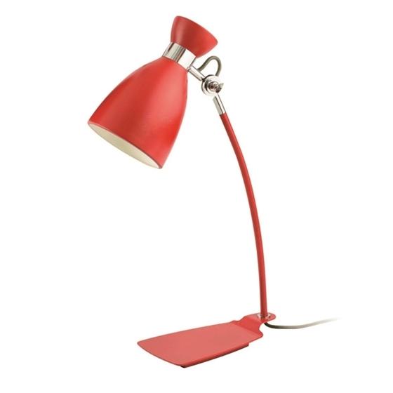 Immagine di RETRO TABLE LAMP R - LAMPADA DA TAVOLO