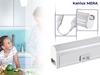 Immagine di MERA LED 5W NW -  alloggiamento led per pensili
