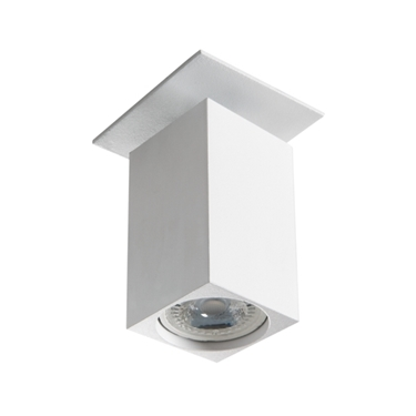 Picture of CHIRO GU10 DTL - W - faretto a incasso da soffitto