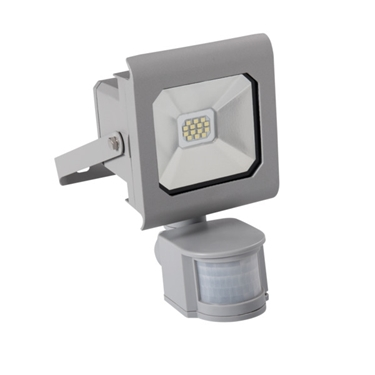 Picture of ANTRA LED 10W - NW - SE - GR - IP44 - FARO LED DA ESTERNO CON SENSORE DI MOVIMENTO