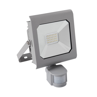 Picture of ANTRA LED 20W - NW - SE - GR - IP44 - FARO LED DA ESTERNO CON SENSORE DI MOVIMENTO