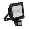 Immagine di ANTRA LED 20W - NW - SE - B - IP44 - FARO LED DA ESTERNO CON SENSORE DI MOVIMENTO