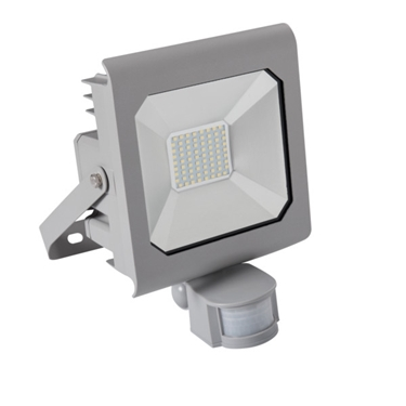 Picture of ANTRA LED 50W - NW - SE - GR - IP44 - FARO LED DA ESTERNO CON SENSORE DI MOVIMENTO