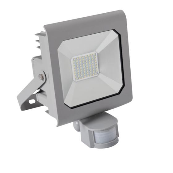 Picture of ANTRA LED 50W - NW - SE - GR - IP44 - FARO LED DA ESTERNO CON SENSORE DI MOVIMENTO