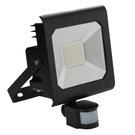 Picture of ANTRA LED 50W - NW - SE - B - IP44 - FARO LED DA ESTERNO CON SENSORE DI MOVIMENTO