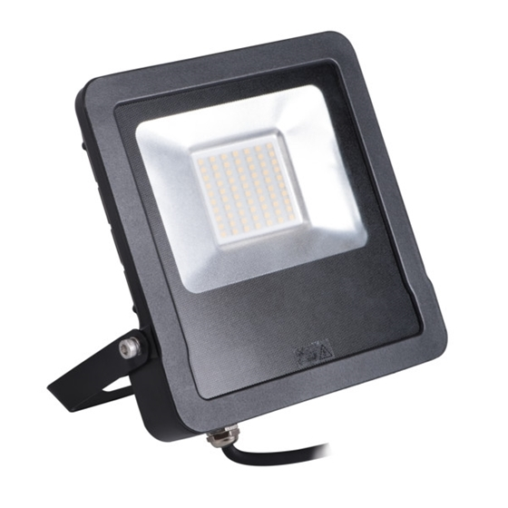 Picture of ANTOS LED 50W - NW - NERO - FARO LED PER ILLUMINAZIONE DA ESTERNO