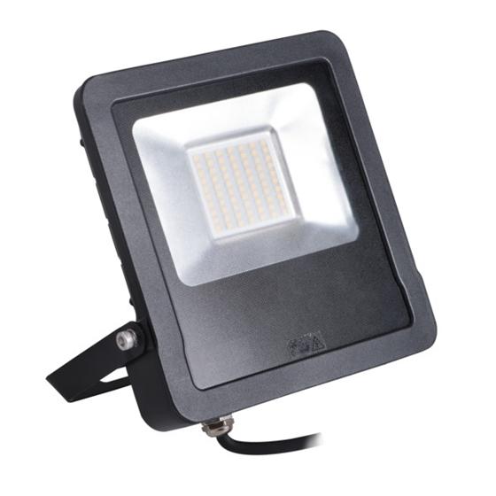 Immagine di ANTOS LED 50W - NW - NERO - FARO LED PER ILLUMINAZIONE DA ESTERNO
