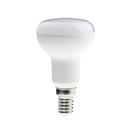 Immagine di SIGO LED R50 E14 6W - LAMPADINA A LED CON VETRO BIANCO