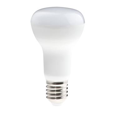 Picture of SIGO LED R63 E27 8W - LAMPADINA A LED CON VETRO BIANCO