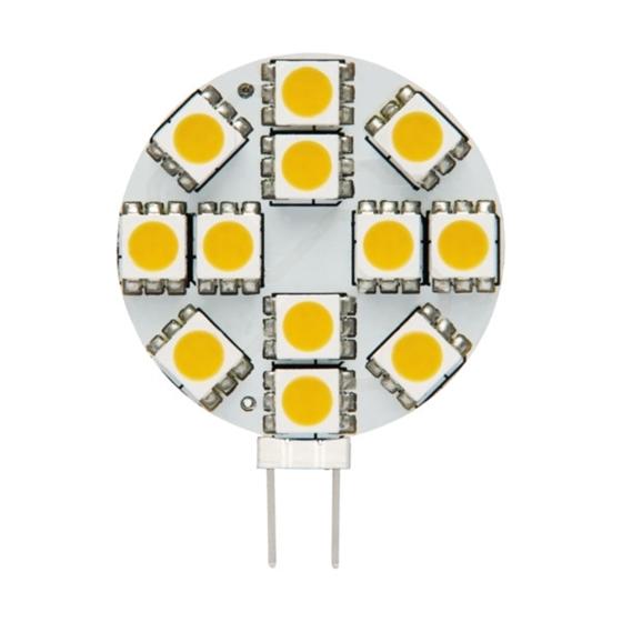 Immagine di LED12 SMD - G4 - WW - 1,5W - PIASTRINA LED SMD PER  ILLUMINAZIONE LED