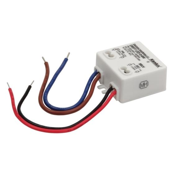 Immagine di DRIFT LED 0 - 6W - 12V - ALIMENTATORE ELETTRONICO A LED