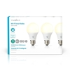Picture of LAMPADINE LED SMART WI-FI - WW - E27- pacco da 3 - 9W