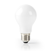 Immagine di LAMPADINA LED SMART WI-FI - WW - E27- A60 | 5 W | 500 lm - VETRO BIANCO