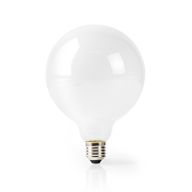 Picture of LAMPADINA LED SMART WI-FI - WW - E27- 125 MM | 5 W | 500 lm - VETRO BIANCO