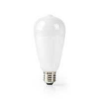Immagine di LAMPADINA LED SMART WI-FI - WW - E27- ST64 | 5 W | 500 lm - VETRO BIANCO