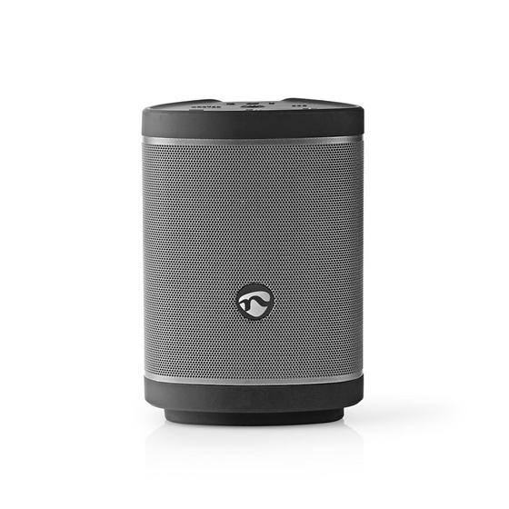 Immagine di Altoparlante Bluetooth®   90 W   Modalità Party per un Massimo di 100 Altoparlanti   Controllo Vocale   Nero/Grigio Canna di Fucile