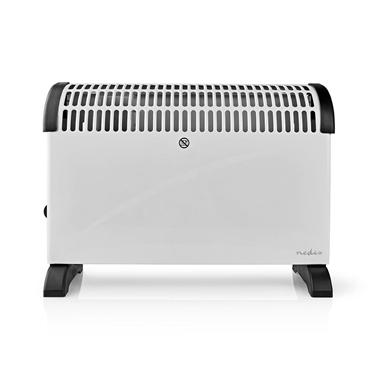 Immagine di Termoconvettore | Termostato | Funzione Ventilatore | 3 Impostazioni | 2000 W | Bianco