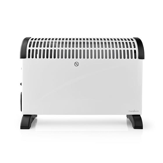Immagine di Termoconvettore | Termostato | Funzione Ventilatore | Funzione Timer | 3 Impostazioni | 2000 W | Bianco