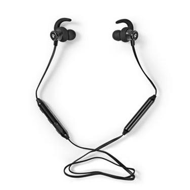 Picture of Cuffie sportive | Bluetooth | Auricolari | Cavo flessibile | Nero