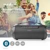 Immagine di Stereo Portatile per Feste   6 Ore di Autonomia   Bluetooth®   TWS   Cinghia da Trasporto   Nero