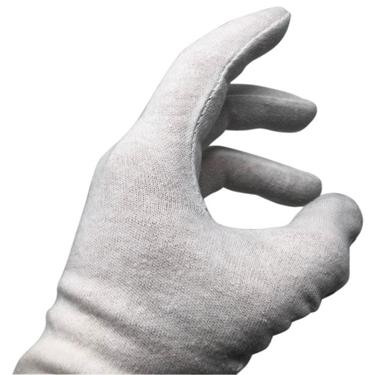 Picture of Paio di guanti in cotone lavabile e traspirante