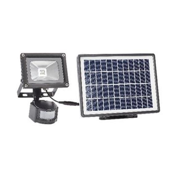 Immagine di Proiettore a LED con Sensore 3 W 550 lm Nero