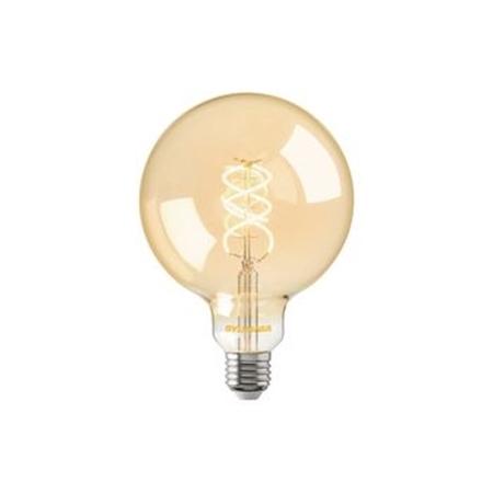 Immagine per la categoria LAMPDINE CON VETRO TRASPARENTE RETRO' / FILAMENTO