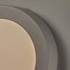 Picture of Lampada da Soffitto Smart Wi-Fi | Forma Rotonda | Diametro 30 cm | Luce Bianca Calda e Fredda | 1200 lm | 18 W | Design Sottile | Alluminio
