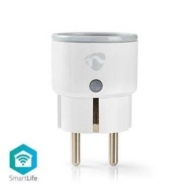 Picture of Spina Smart Wi-Fi | Monitor alimentazione | Schuko tipo F | 10A