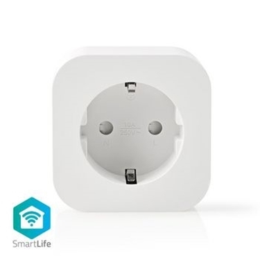 Picture of Spina Smart Wi-Fi | Schuko Tipo F | 10 A