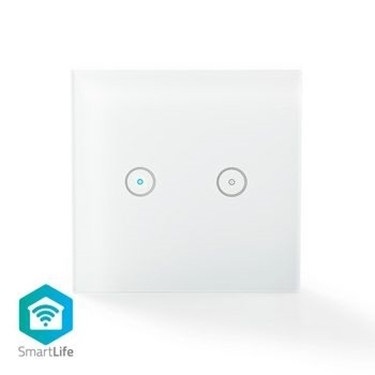 Picture of Interruttore luci smart Wi-Fi | Doppio