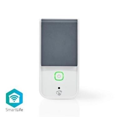 Picture of Presa Wi-Fi Smart per Esterni | Impermeabile | IP44 | Monitoraggio Alimentazione | Schuko Tipo F | 16 A