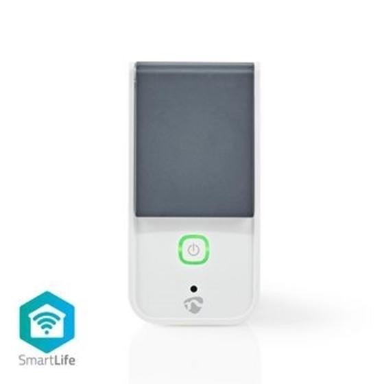 Immagine di Presa Wi-Fi Smart per Esterni | Impermeabile | IP44 | Monitoraggio Alimentazione | Schuko Tipo F | 16 A