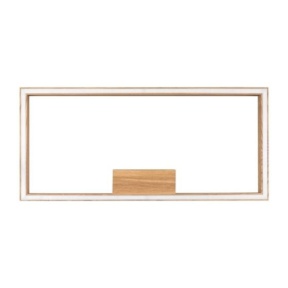 Immagine di RAMME - 1 rettangolo  a  soffitto