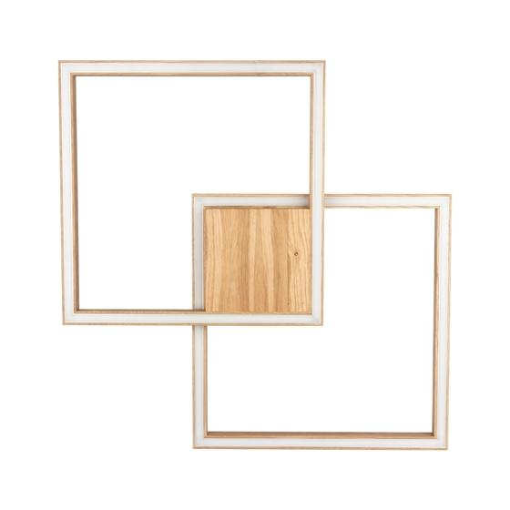 Immagine di RAMME - 2 quadrati a  soffitto