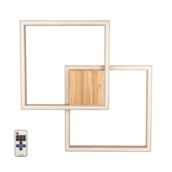Picture of RAMME - 2 quadrati a  soffitto con telecomando