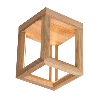 Immagine di KAGO LED A SOFFITTO - quadrato - illuminazione con striscia - 18x18