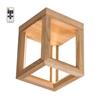 Picture of KAGO LED A SOFFITTO -  quadrato con telecomando  - illuminazione con striscia - 18x18
