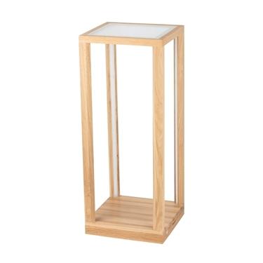 Picture of MODELLO TAVOLI  GLASS - CON VETRO -  25X25X61.5
