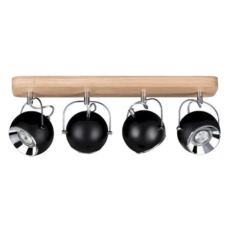 Picture for category BALL WOOD - A SOFFITTO - ROVERE/CROMO - vari modelli e colori