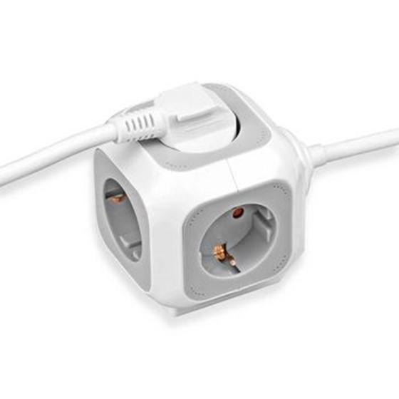 Picture of ALEA Power Cube Extention socket - multipresa