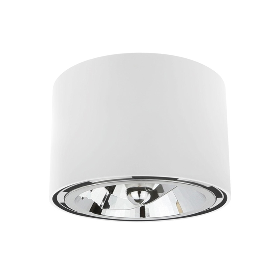 Picture of CHLOE AR111 IP20  - W - FARETTO DA SOFFITTO A RILIEVO - 120X85 - FISSO
