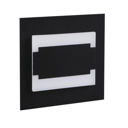 Immagine per la categoria MODELLO - TERRA LED MINI - NERO 0.8W - 12DC