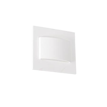 Immagine per la categoria MODELLO ERINUS LED L - QUADRATO BIANCO