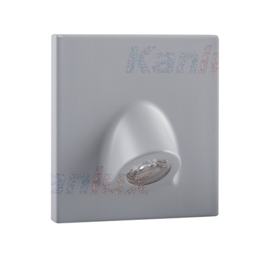 Immagine di MEFIS LED - GRIGIO -  IP 20 - SEGNAPASSO DA INTERNO