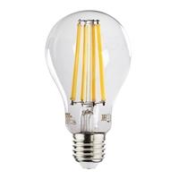 Picture of XLED A70 15W - E27 - LAMPADA A FILAMENTO A LED CON VETRO TRASPARENTE