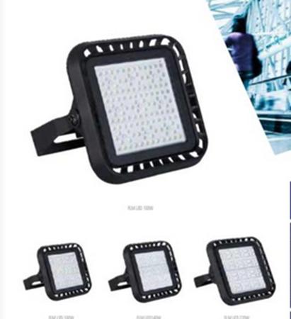 Immagine per la categoria MODELLO FLM LED - PROIETTORE PER ESTERNO PER ILLUMINAZIONE PUBBLICA E AZIENDALE IP65