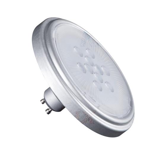 Picture of Lampadina led ES-111 LED - SILVER - 40° - 11W - GU10