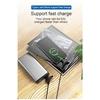 Immagine di Forever ALLin1 cable USB + USB-C - Lightning + USB-C + microUSB 1 m 2,4A black