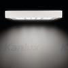 Picture of Plafoniera ad incasso con griglia REGIS 4LED - 4XMAX18 - T8 LED - G13 - IP20